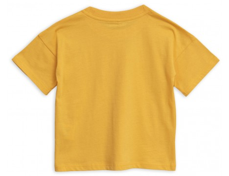 Mini Rodini Solid Cotton SS Tee