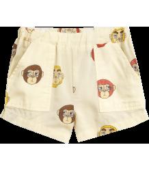 Mini Rodini MONKEYS Woven Shorts Mini Rodini MONKEY Woven Shorts