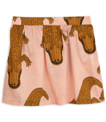 Mini Rodini CROCCO Woven Skirt Mini Rodini CROCCO Woven Skirt pink