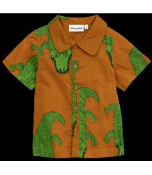 Mini Rodini CROCCO SS Woven Shirt Mini Rodini CROCCO SS Woven Shirt