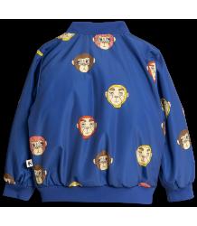 Mini Rodini MONKEY Baseball Jacket Mini Rodini MONKEY Baseball Jacket