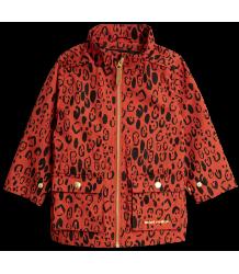 Mini Rodini LEOPARD Piping Jacket Mini Rodini LEOPARD Piping Jacket