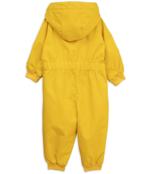 Mini Rodini Pico Baby Overall - LIMITED EDITION Mini Rodini Pico Baby Overall yellow