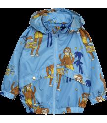Mini Rodini COOL MONKEY Sporty Jacket Mini Rodini COOL MONKEY Sporty Jacket Afbeelding wijzigen blue
