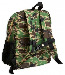 Mini Rodini CAMO School Bag Mini Rodini CAMO School Bag
