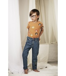 Mini Rodini MONKEYS aop SS Tee Mini Rodini MONKEY aop SS Tee