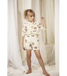 Mini Rodini MONKEYS LS Woven Shirt Mini Rodini MONKEY LS Woven Shirt