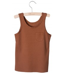 Little Hedonist LILY Tanktop Little Hedonist LILY Tanktop mocha