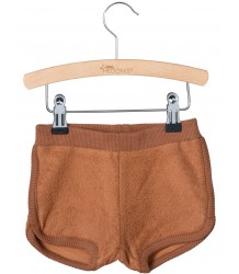 Little Hedonist GIGI Sweat Shorts Terry Little Hedonist GIGI Sweat Shorts mocha