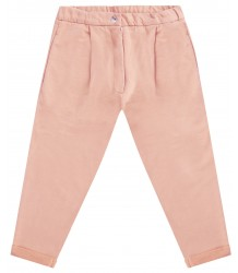 Mingo Cropped Chino Sweat Pants Mingo Cropped Chino Sweat Pants peach pink