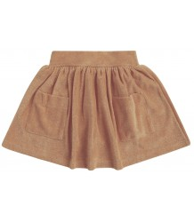 Mingo Terry Sweat Skirt Mingo Terry Sweat Skirt toasted nut