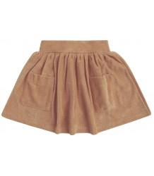 Mingo Terry Sweat Skirt Mingo Terry Sweat Skirt toasted nut