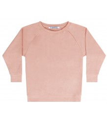 Mingo Long Sleeve Tee / Jersey Sweater Mingo Long Sleeve Tee / Jersey Sweater peach pink