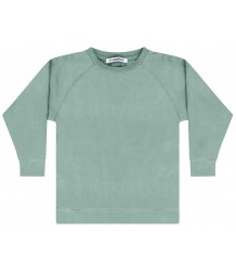Mingo Long Sleeve Tee / Jersey Sweater Mingo Long Sleeve Tee / Jersey Sweater sea green