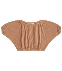 Mingo Cropped Top Terry Mingo Cropped Top Terry toasted nut