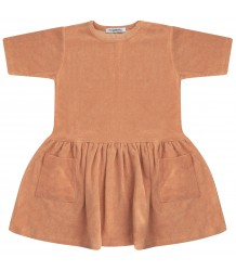 Mingo Dress Terry Mingo Dress Terry toasted nut