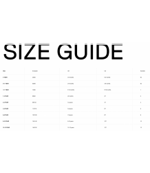 Mingo Bodysuit Terry Mingo sizes