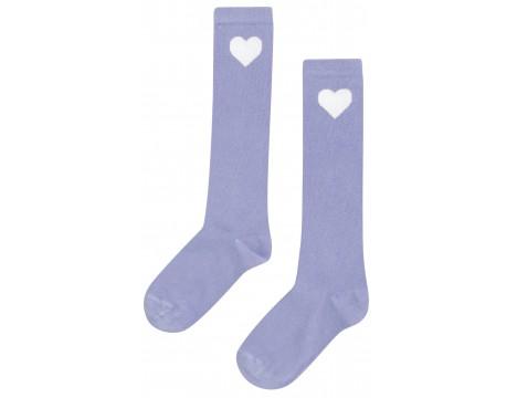 Mingo Knee Socks HEART