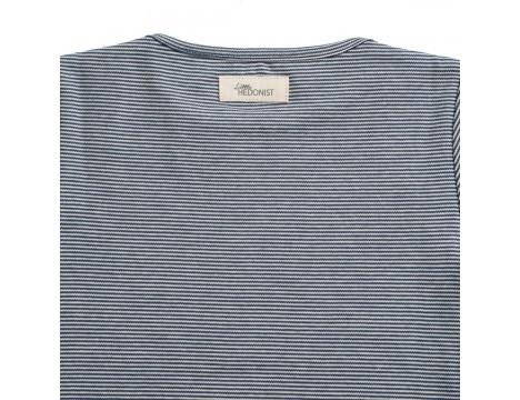 Little Hedonist ISABEL Summer Shirt STRIPE