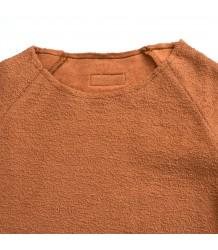 Little Hedonist JONATHAN Sweater Terry Little Hedonist JONATHAN Sweater Terry mocha