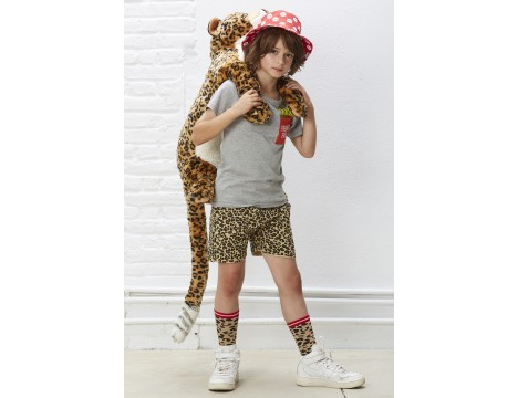 Yporqué Leopard Short