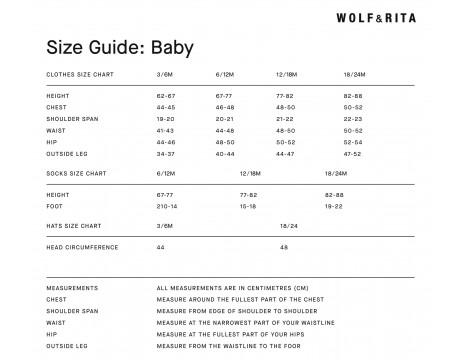 Wolf & Rita Gaspar Baby Leggings