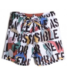 Wolf & Rita Carlos Swim Shorts KIDS MOTTO Wolf & Rita Carlos Swim Shorts KIDS MOTTO