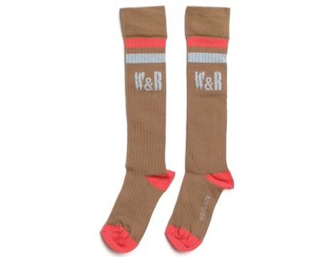 Wolf & Rita Long Socks W&R