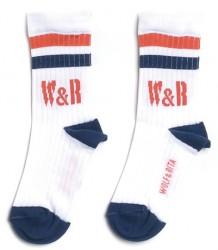 Wolf & Rita Socks W&R Wolf & Rita Socks W&R white