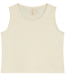 Gray Label Cropped Tank Top Gray Label Cropped Tank Top cream