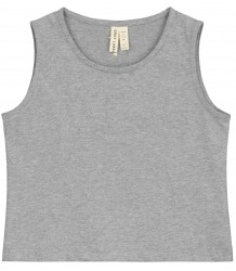 Gray Label Cropped Tank Top Gray Label Cropped Tank Top grey melange