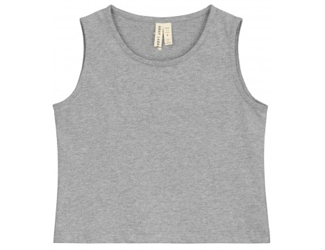 Gray Label Cropped Tank Top