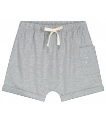 Gray Label One Pocket Shorts Gray Label One Pocket Shorts grey melange