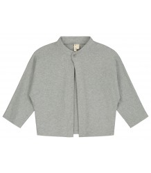 Gray Label One-Button Cardigan Gray Label One-Button Cardigan grey melange