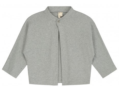 Gray Label One-Button Cardigan