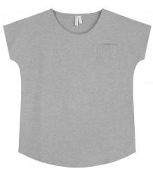 Gray Label Oversized Tee Dress Gray Label Oversized Tee Dress grey melange