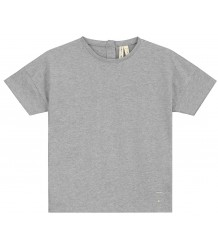 Gray Label Oversized Tee Gray Label Oversized Tee grey melange