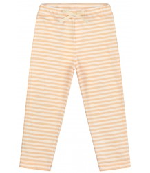 Gray Label Relaxed Jersey Pants STRIPES Gray Label Relaxed Jersey Pants pop and white