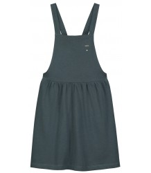 Gray Label Pinafore Dress Gray Label Pinafore Dress blue grey
