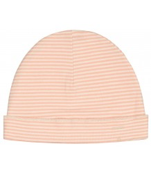 Gray Label Baby Beanie STRIPED (New Fabric) Gray Label Baby Beanie New STRIPED pop cream