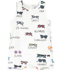 Beau LOves Baby Romper SPECTACLES Beau LOves Baby Romper SPECTACLES