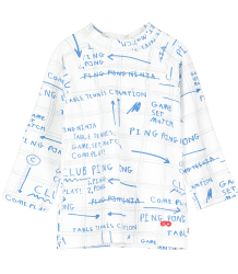 Beau LOves Swim Top LS GAME PLAN Beau LOves Swim Top LS GAME PLAN