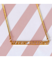 Make History MAKIN' HISTORY Necklace Make History MAKIN' HISTORY Necklace