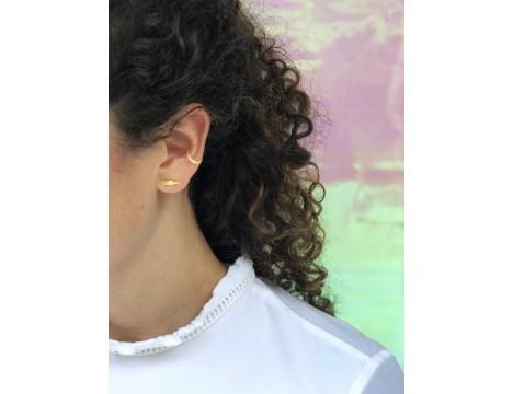 Make History TWIN POPSICLE Ear Pin