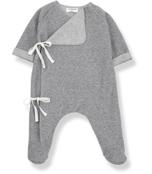 1+ in the Family NORMA Jumpsuit 1  in the Family NORMA Jumpsuit grey melange