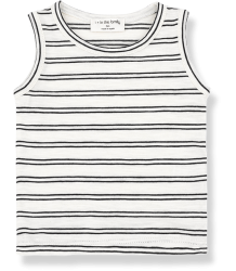 1+ in the Family RISTO Tank Top 1  in the Family HAROLD LS T-shirt off-white