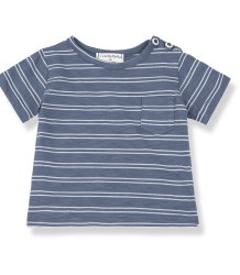 1+ in the Family LUCA SS T-shirt 1  in the Family LUCA SS T-shirt indigo