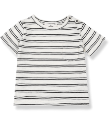 1+ in the Family LUCA SS T-shirt 1  in the Family LUCA SS T-shirt off-white
