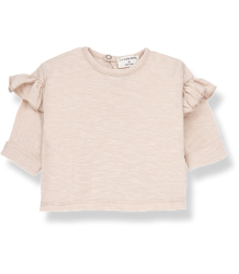 1+ in the Family NATZA LS T-shirt 1  in the Family NATZA LS T-shirt light rose