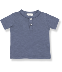 1+ in the Family XIMO SS T-shirt 1  in the Family XIMO SS T-shirt indigo